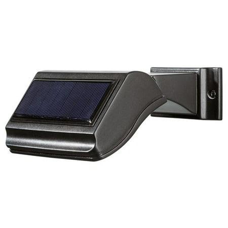 Image of Illuminator Solar Address Lamp, Standard Wall