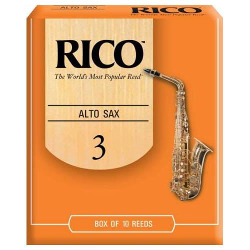Rico Alto Sax 3 10Bx