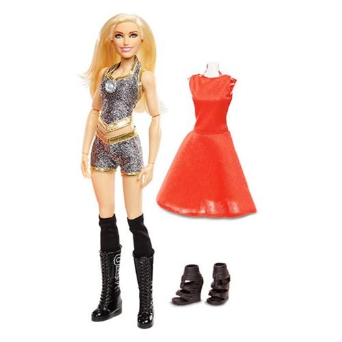 WWE Superstar Charlotte Flair Fashions Doll (Number of Pieces per Case: 4)