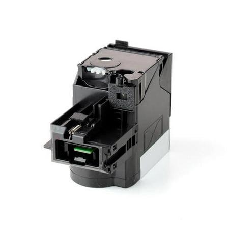 Lexmark 70C1HK0 Compatible Black Toner Cartridge High Yield for Lexmark CS310N CS310dn CS410N CS410dn CS410dtn CS510de CS510dte - Moustache® - image 1 de 3