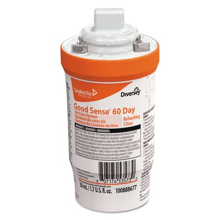 Good Sense 60-Day Air Care System, Citrus, 2 oz,