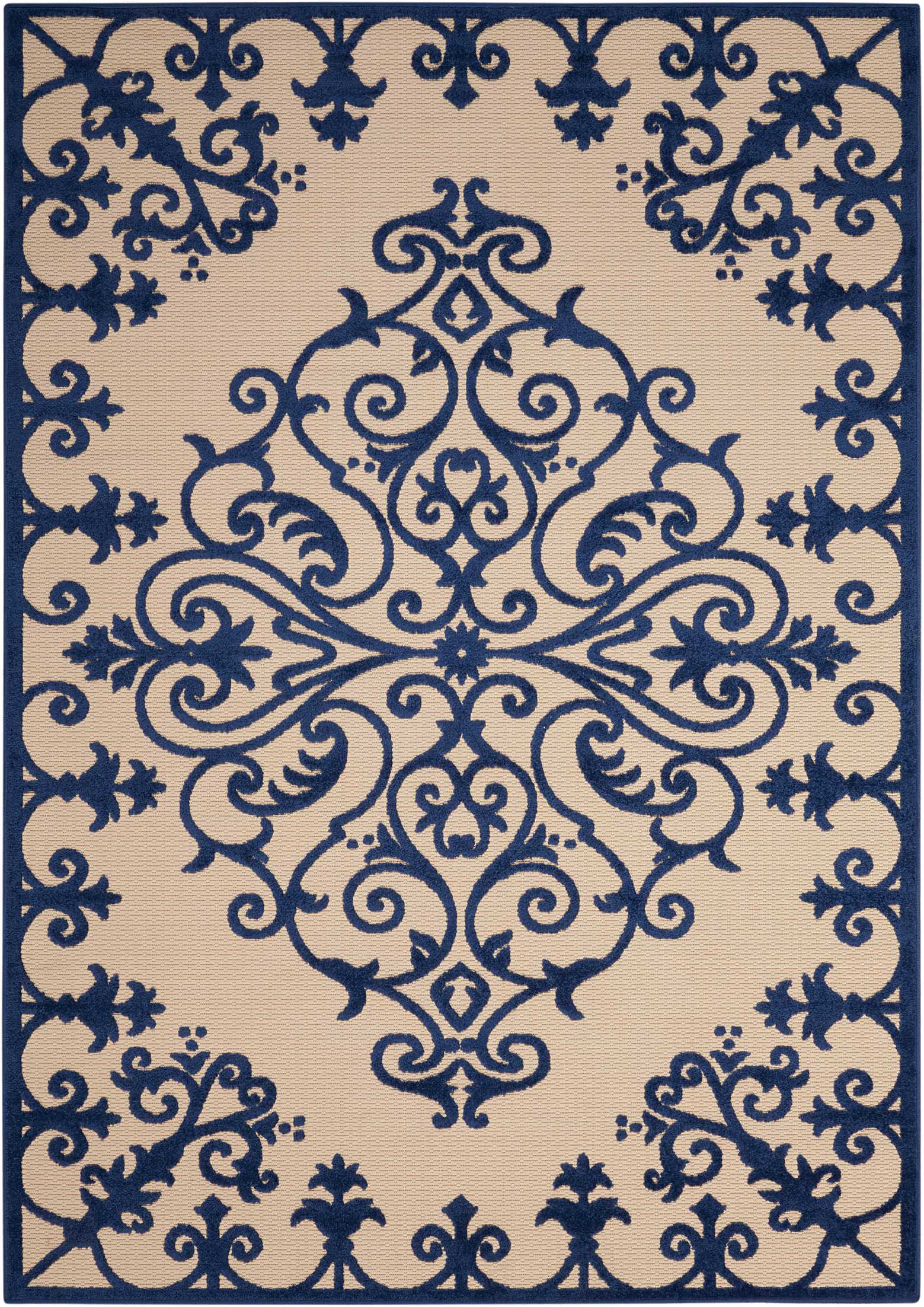 Nourison Aloha ALH12 Indoor   Outdoor Area Rug by Nourison