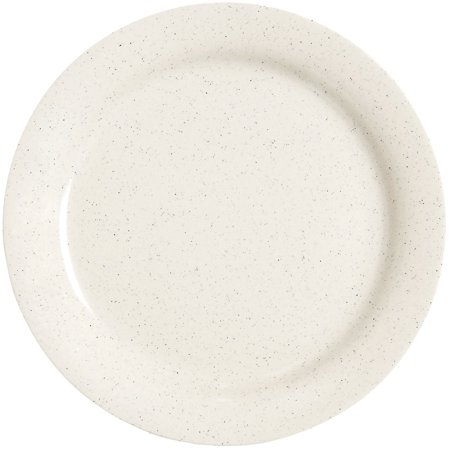 English Ironstone Tableware - Santa Fe Ironstone 6.25 inch Round Plate Melamine/Case of 48