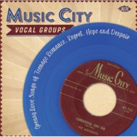Music City Vocal Groups / Various (CD)