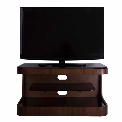 """AVF Winchester Walnut TV Stand for TVs up to 40"""""""