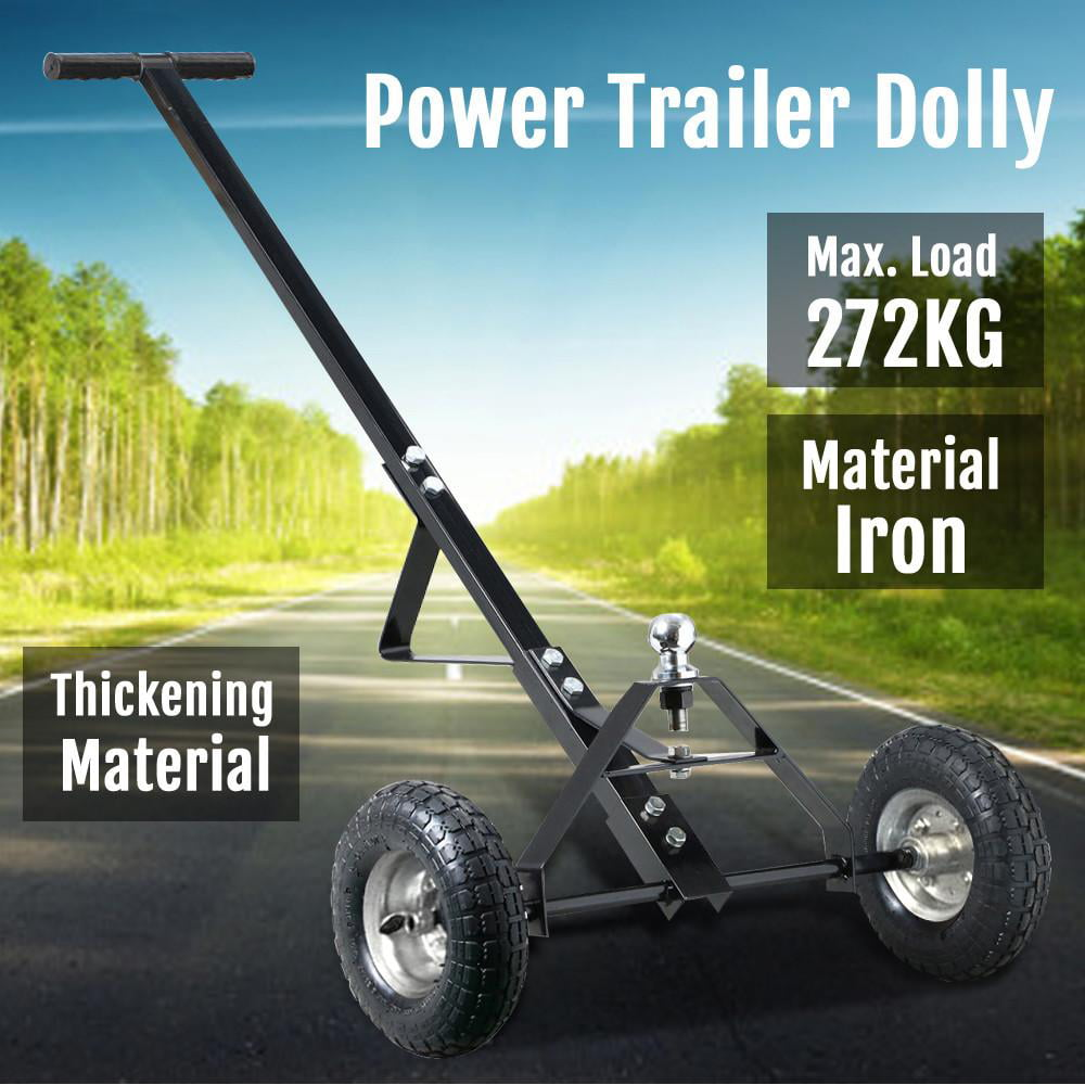 Click here to buy YaHeetech 600lb Heavy Duty Trailer Jack Dolly by Yaheetech.