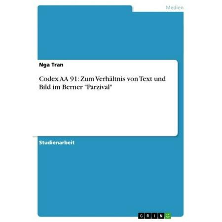 Bild Von Halloween (Codex AA 91: Zum Verhältnis von Text und Bild im Berner 'Parzival' -)