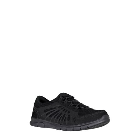 Athletic Works Women's Mesh Walker - Black Volleyball Shoes