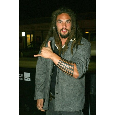 - Jason Momoa Out And About For 2007 Sundance Film Festival Candids - Tue Jan 23 2007 Main Street Park City Ut January 23 2007 Photo By James AtoaEverett Collection Celebrity