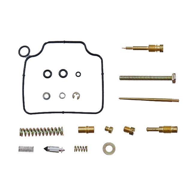 Outlaw Racing OR2767 ATV Carburetor Carb Rebuild Repair Kit, TRX300 1993-1995