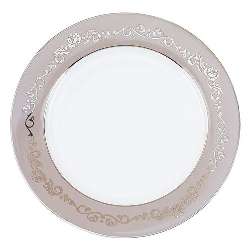 VANDERPUMP Beverly Hills Belgravia 10.6'' Dinner Plate (Set of 4)