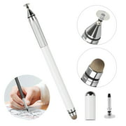 Capacitive Stylus Pen, EEEKit 2 in 1 Disc & Fiber Tip Precision High Sensitivity Fine Point Tip Stylus Pen Universal for Tablet Smartphone and More Touch Screen Devices