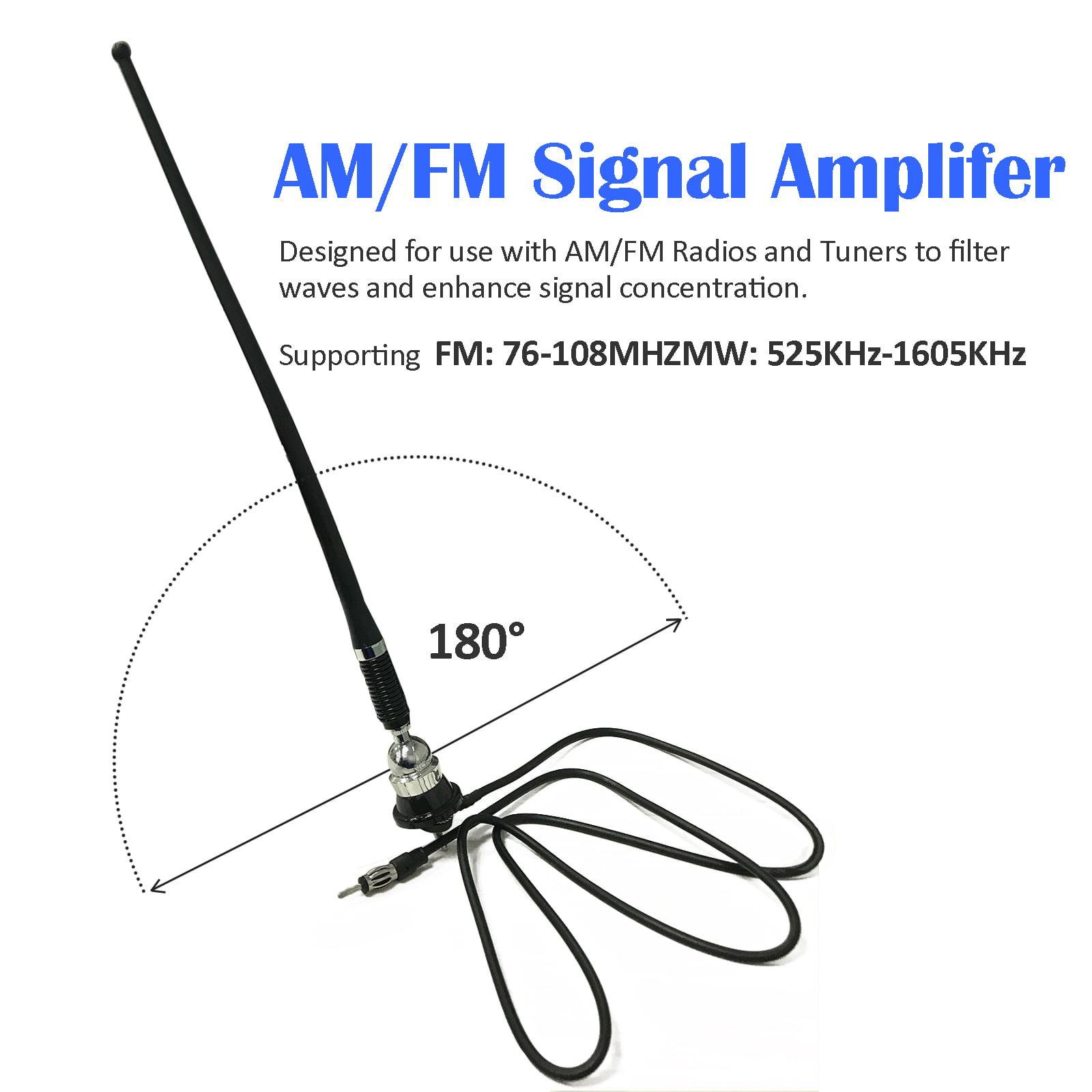 Car 16 inch Universal Radio Signal Antenna Aerial
