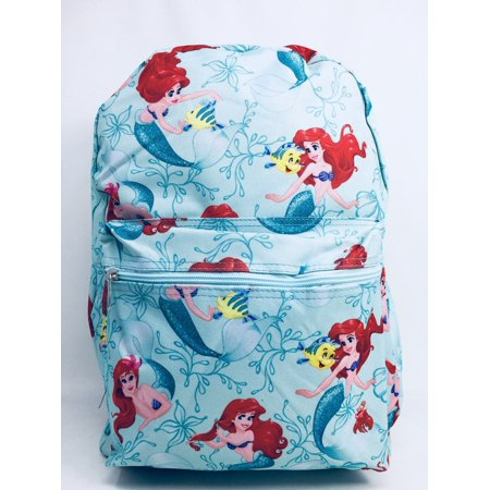 Disney Ariel Mermaid Princess Allover Print 16