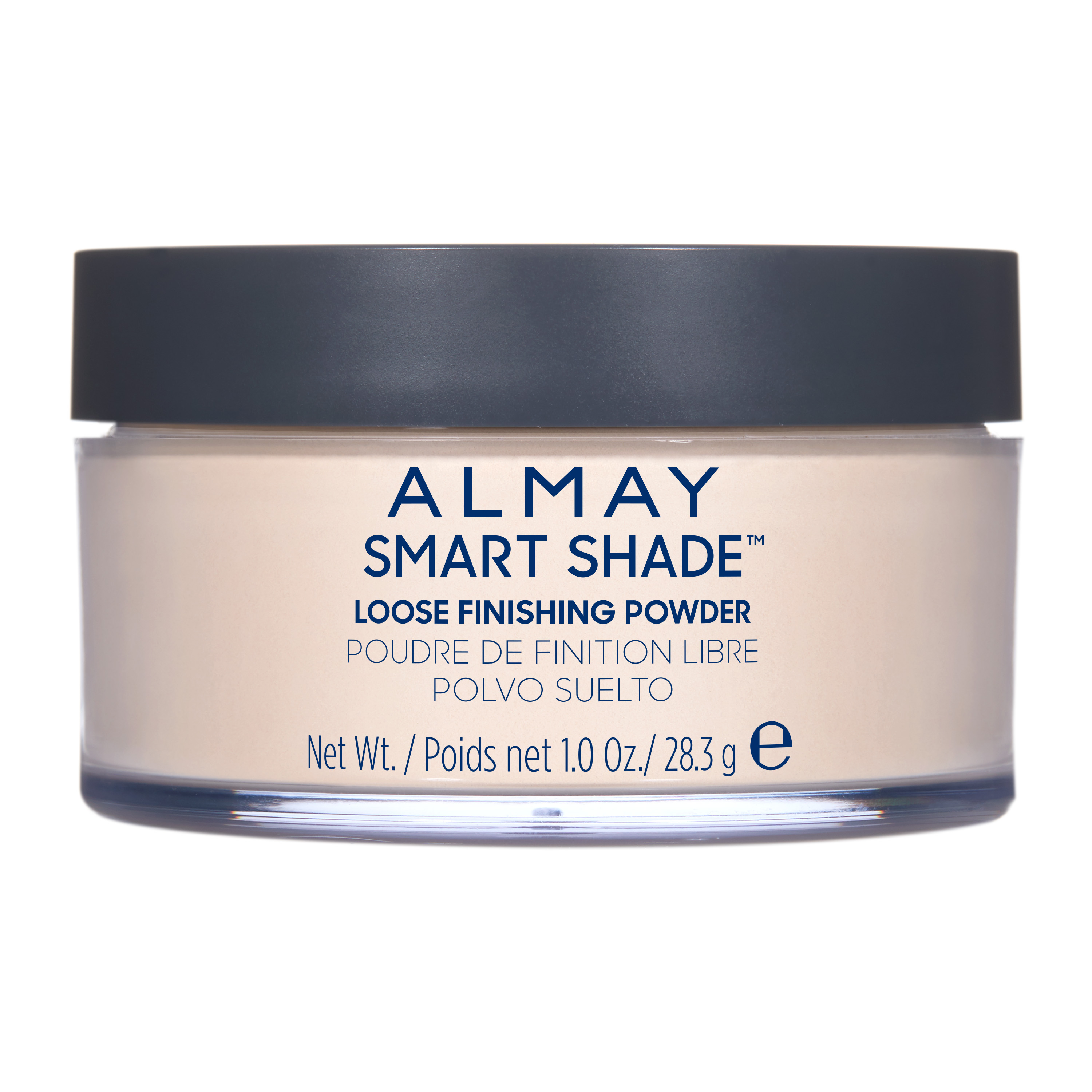 Almay Loose Finishing Powder, Light/medium
