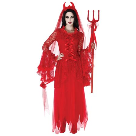 Elegant Devil's Pitchfork Halloween Costume - Pitchfork Halloween Paris