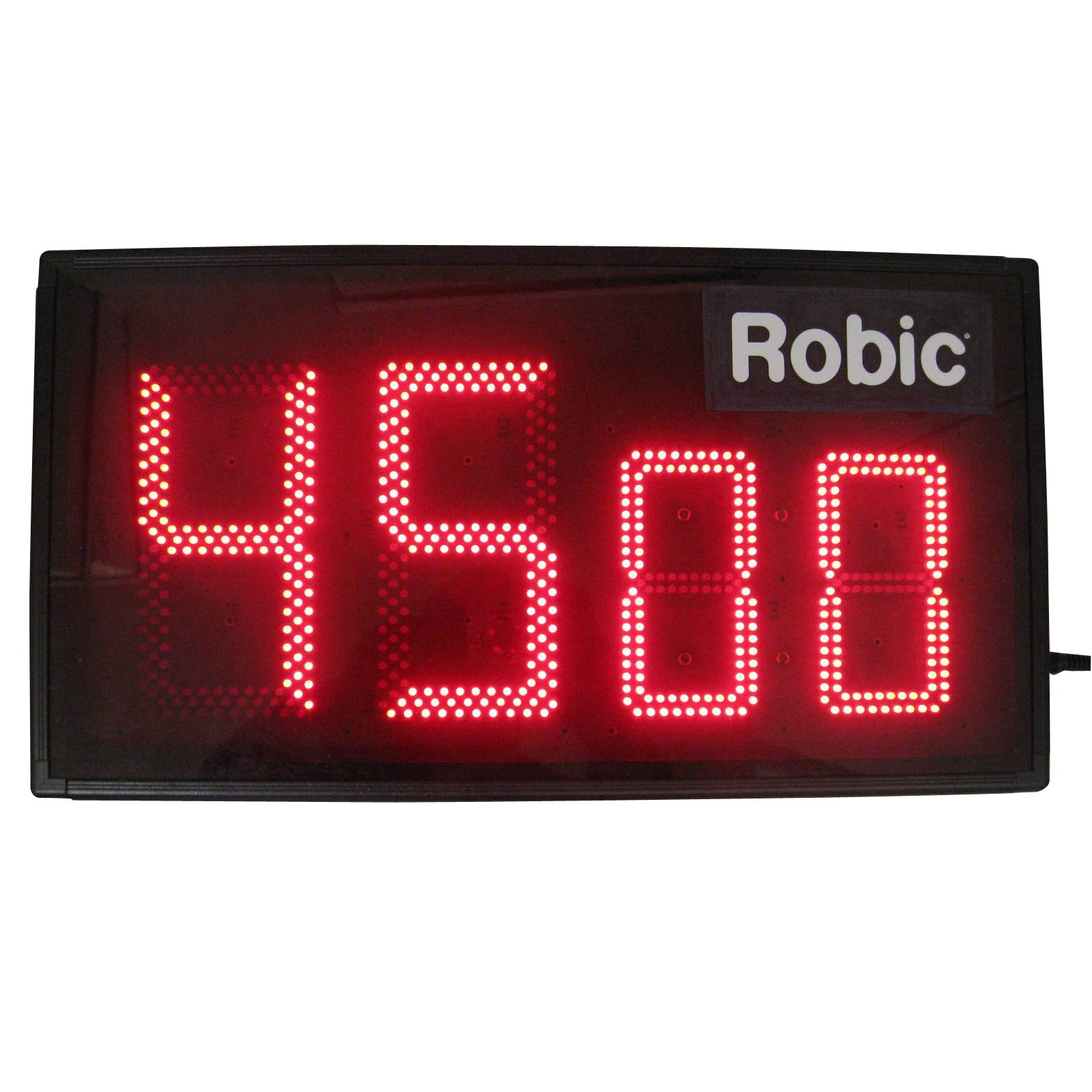 Robic M903 Bright View LED Display Timer by Marshall-Browning Int Corp