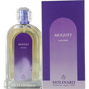 Muguet By Molinard For Women. Eau De Toilette Spray 3.3 Oz / 100 Ml ( Lily Of The Valley )