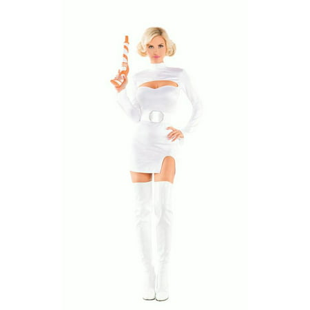Adult Sexy Interstellar Princess Costume by Party King PK446