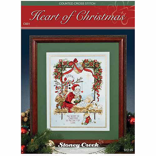 Stoney Creek Counted Cross-Stitch Patterns