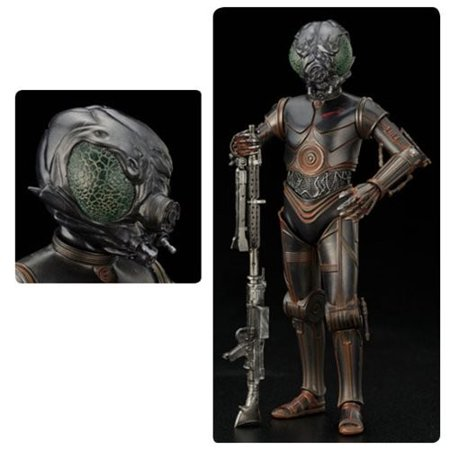 Star Wars 4-LOM Bounty Hunter 1:10 Scale ARTFX+ Statue (Number of Pieces per case: 2)