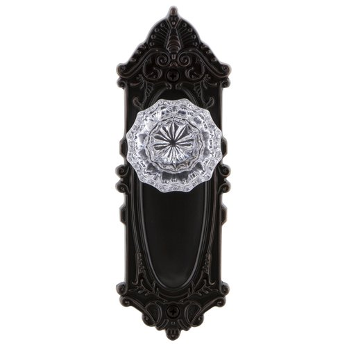 Grandeur Grande Victorian Single Dummy Door Knob