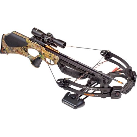 Barnett Buck Commander Extreme 365 CRT Crossbow-Package thumbnail