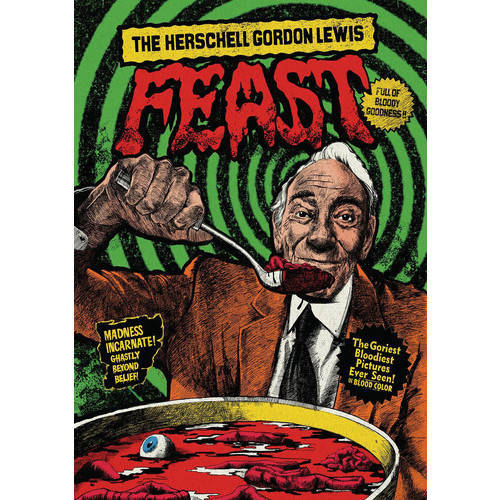 The Herschell Gordon Lewis Feast (Limited Edition) MVDBRAV070