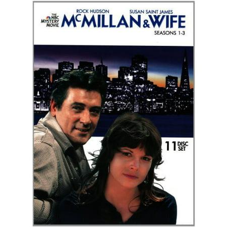 Mcmillan And Wife  Seasons 1 3