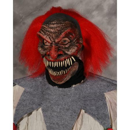 Dark Humor Mask Adult Halloween Accessory - Photo Humour Halloween