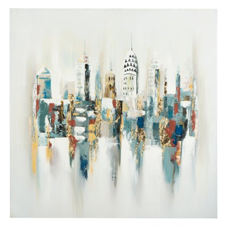 Signature Design by Ashley Dorit NYC Cityscape Canvas Wall Art