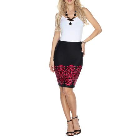 Women's Pretty & Proper Pencil Skirt (Pretty Pencils)