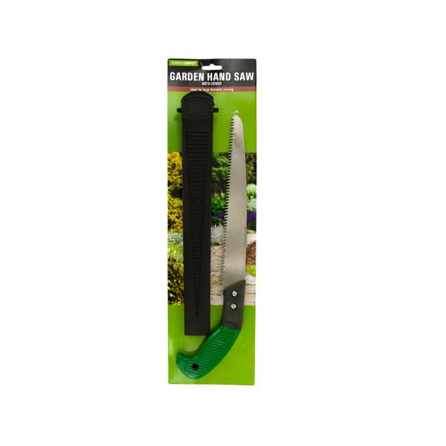 Bulk Buys OL521-16 Garden Hand Saw with Cover, 16 Piece by Bulk Buys