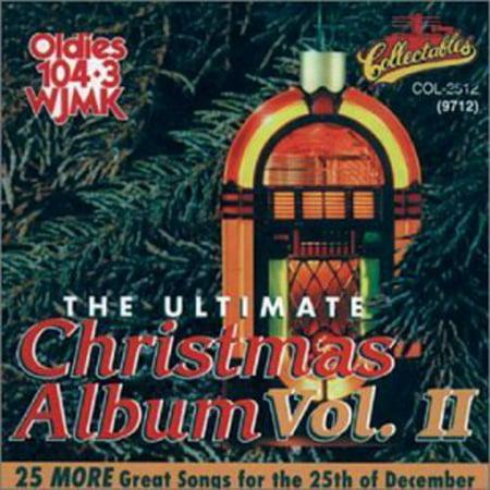 Ultimate Christmas Album Vol.2: WJMK Oldies 104.3 (The Ultimate Halloween Party Album)