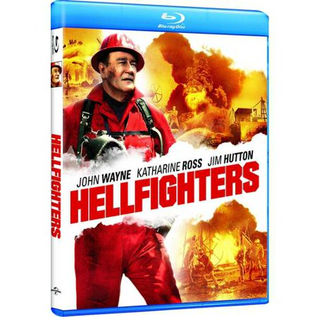 Hellfighters  Blu Ray   Widescreen