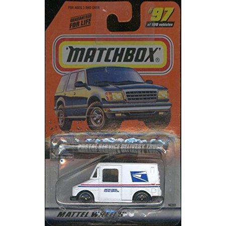 Matchbox 1998-97 Postal Service Delivery Truck 1:64 Scale - image 1 of 1