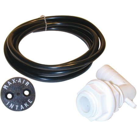 T H Marine Max Air Venturi With Face Plate And 6 Tubing