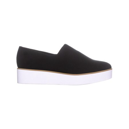 DKNY Robert Stretch Slip On Platform Sneakers, Black - image 5 de 6