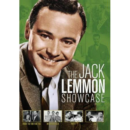 The Jack Lemmon Showcase: Volume 1 (DVD) (Jack Lemmon Movies)