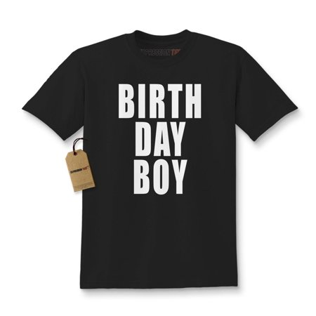 Birthday Boy Happy Birthday Kids T-shirt - Happy Birthday Shirt