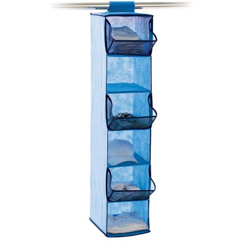Neatfreak 6-Shelf Mesh Organizer, Little Boy Blue