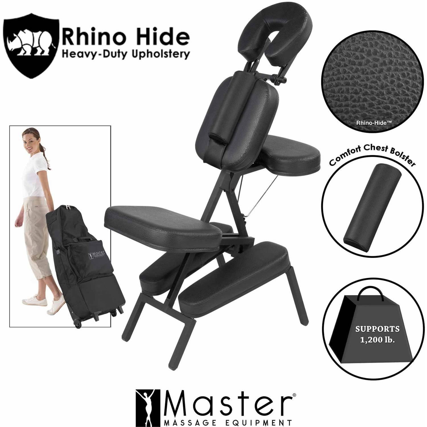 Master Massage Apollo Portable Massage Chair Walmart
