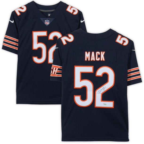 mack authentic jersey