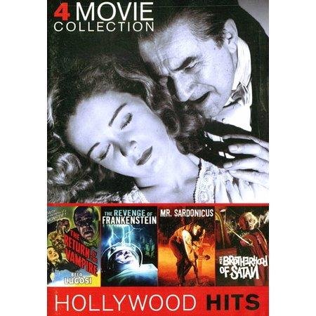 Return of the Vampire/Revenge of Frankenstein/Mr. [DVD]