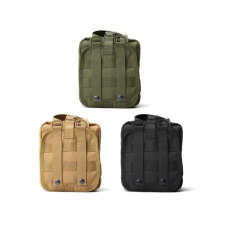Tactical emt bag Molle Rip Away EMT Medical First Aid Utility Pouch  Emergency Bag Belt