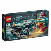LEGO Agents Infearno Interception