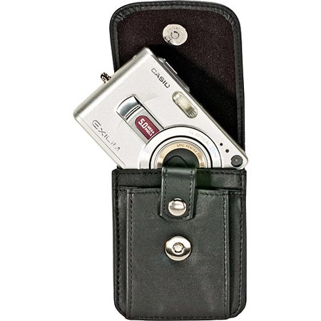 - Casio Excase2 Leather Pouch for Exilim Digital Camera