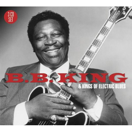 BB King & the Kings of Electric Blues (CD) (Best Bb King Cds)