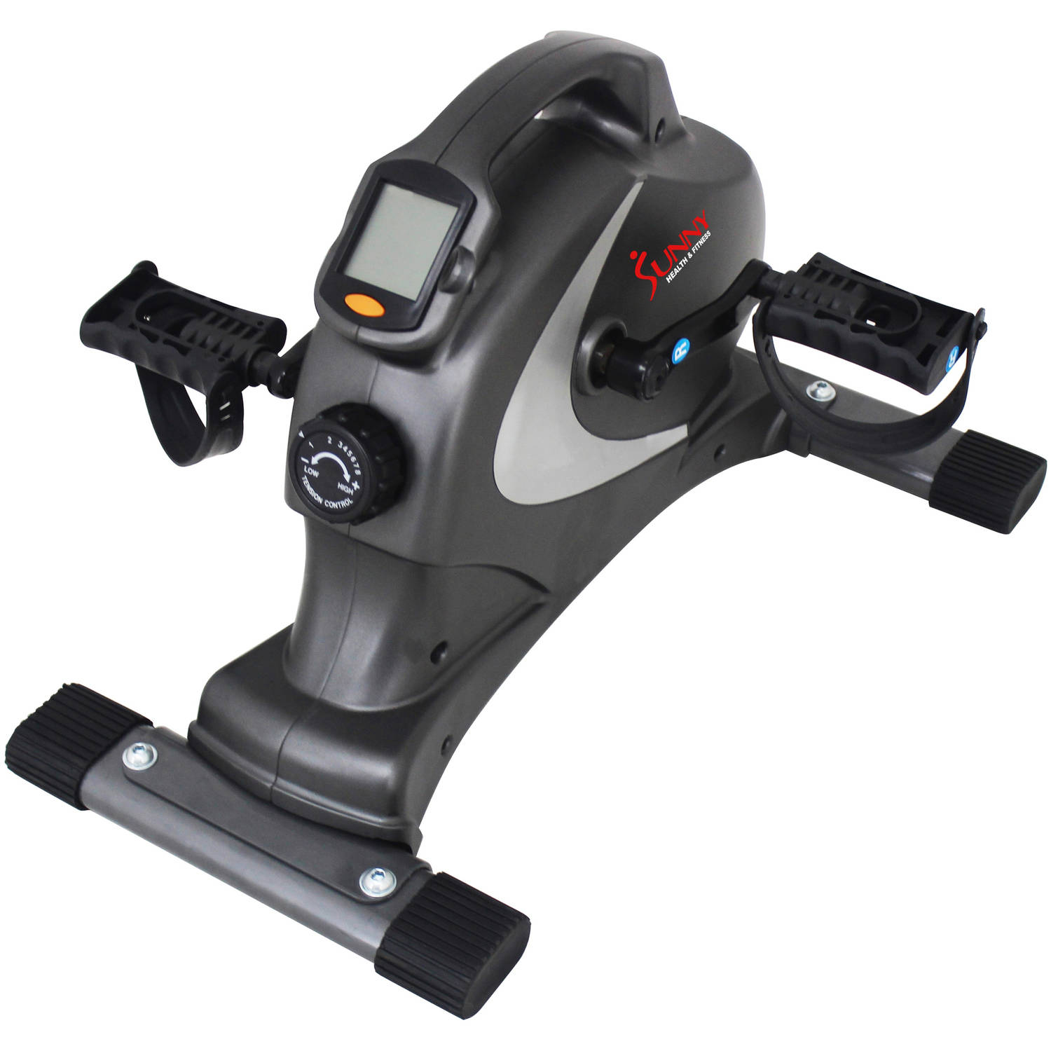Sunny Health and Fitness SF-B0418 Magnetic Mini Exercise Bike