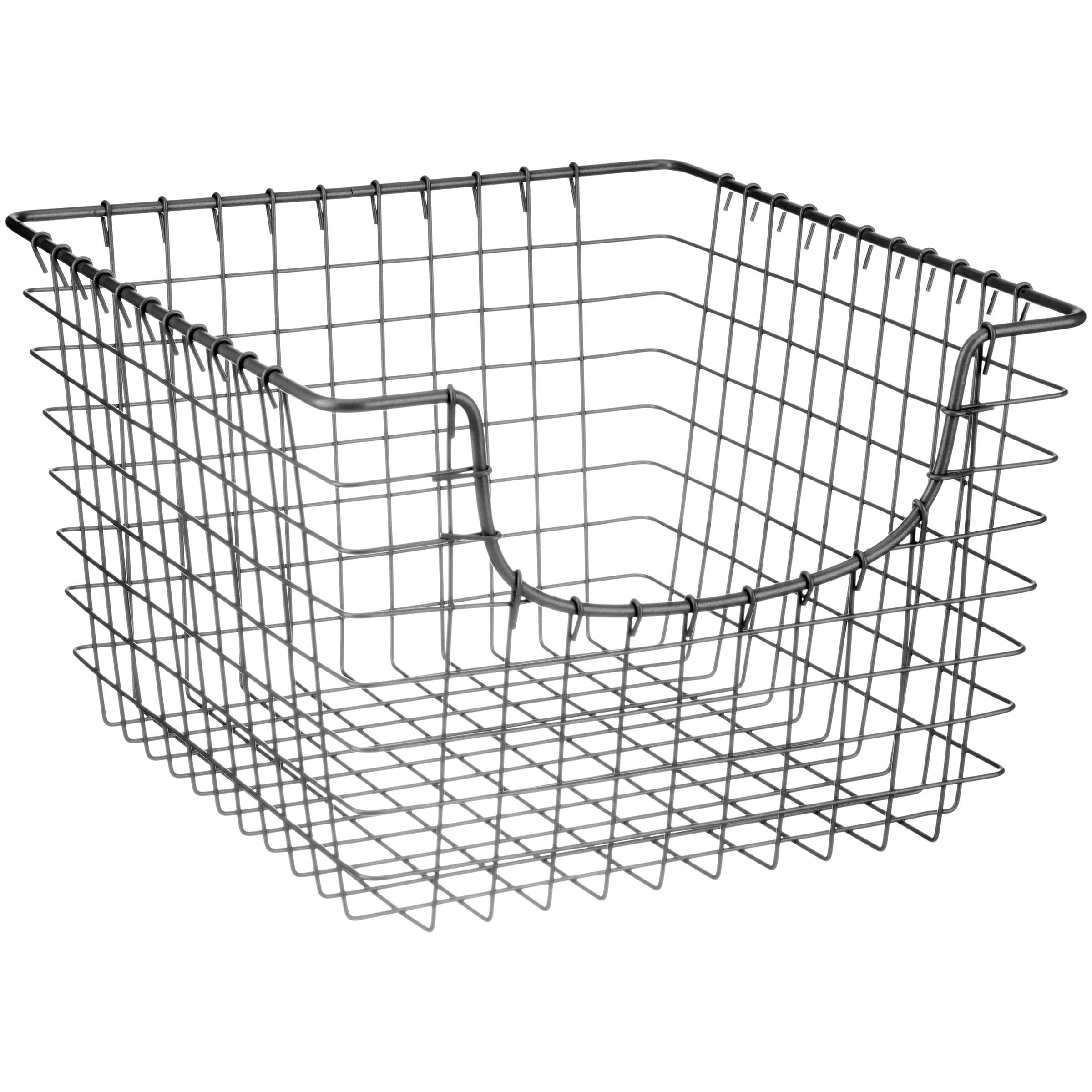 Spectrum Wire Basket - Walmart.com